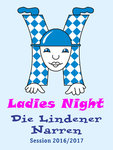 23.02.2017: Ladies Night, Sitzplatz